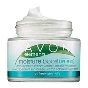Avon Elements Moisture Boost Daily Cream SPF 15
